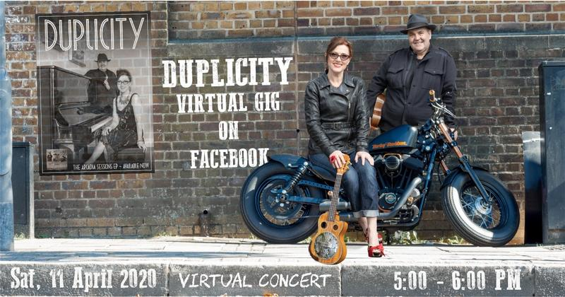 Virtual Rally Concert - Duplicity Live